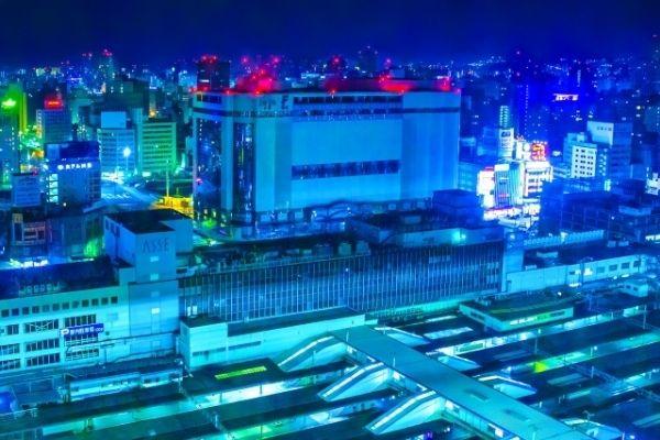 広島駅周辺のパパ活デート事情