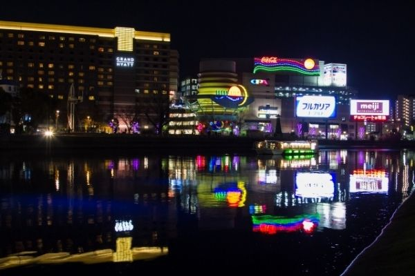博多・中洲のパパ活デート事情