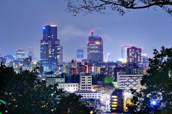 仙台は大都市の割にはお金持ちが少ない